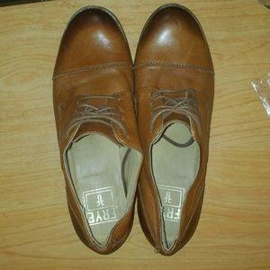 Frye Shoes - Women's Erin Oxford by Frye in Whiskey